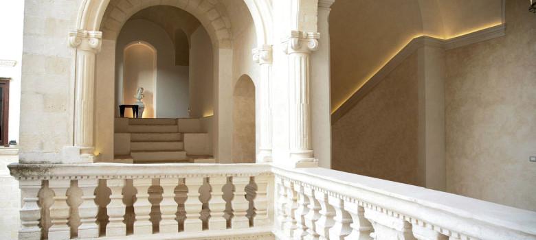 Palazzo Viceconte Matera